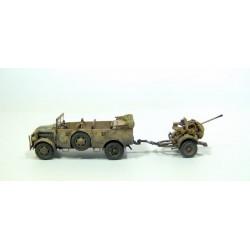 Land-Wasser-Schelepper (LWS).Pi.Ldgs.Ausb.Btl.Esbjerg Denmark-1944