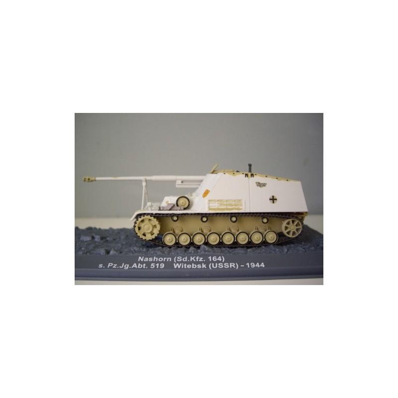 Bergepanzer Tiger(P) s. Pz.Jg.Abt.653 Anzio-Nettuno (Italy)-1944