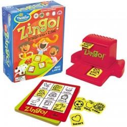 THINKFUN_ ZINGO! BINGO CON UN ZING
