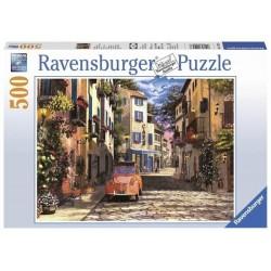 RAVENSBURGER_ DESDE FRANCIA CON AMOR. PUZZLE 500 piezas.