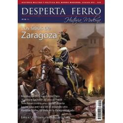 DESPERTA FERRO_ HISTORIA MODERNA Nº36_ LOS SITIOS DE ZARAGOZA