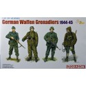DRAGON_ GERMAN WAFFEN GRENADIERS 1944-45_ 1/35