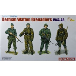 DRAGON_ GERMAN WAFFEN GRENADIERS 1944-45_ 1/35