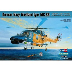 HOBBY BOSS_ GERMAN NAVY WESTLAND LYNX Mk.88_ 1/72