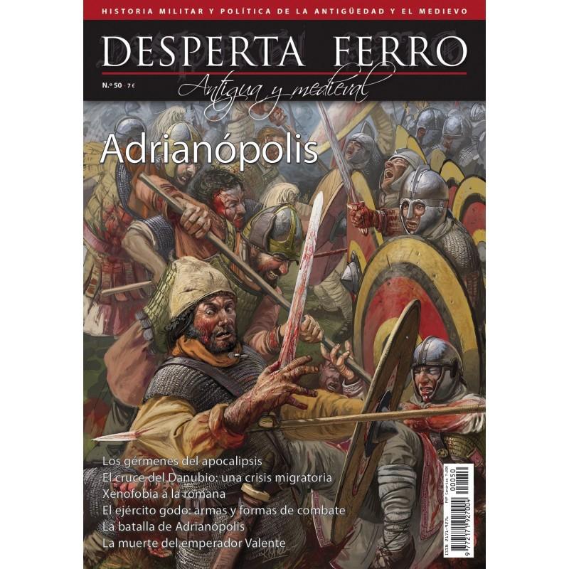 DESPERTA FERRO_ HISTORIA ANTIGUA Y MEDIEVAL Nº50_ ADRIANOPOLIS