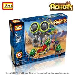 LOZ OX-EYED ROBOTS_ CHOMP
