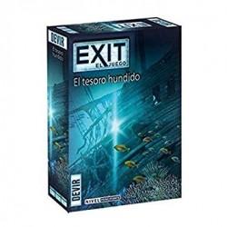 DEVIR_ EXIT. EL TESORO HUNDIDO