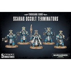 GW_40K_ THOUSAND SONS. SCARAB OCCULT TERMINATORS