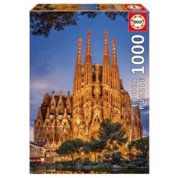 Educa 17097_ Sagrada Familia. Puzzle 1000 piezas