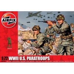 AIRFIX_ WWII US PARATROOPS_ 1/72
