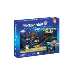 CUBIC FUN_ UNDERWATER WORLD MAGIC BOX. 3D PUZZLE