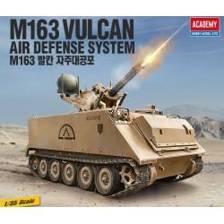 ACADEMY_ M163 VULCAN AIR DEFENSE SYSTEM_ 1/35