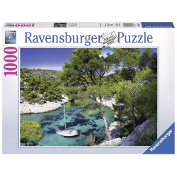 RAVENSBURGER_LAS CALANQUES DE CASSI PUZZLE 1000pcs.