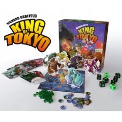 KING OF TOKYO. DESTRUYE LA CIUDAD