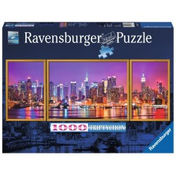 RAVENSBURGER_NEW YORK PUZZLE 1000 PCS