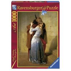 RAVENSBURGER ART_ EL BESO DE HAYEZ. 1000 PZAS