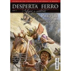 DESPERTA FERRO_ HISTORIA ANTIGUA Y MEDIEVAL Nº51_ PIRRO (II) EL OCASO DE UN AVENTURERO