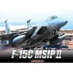 ACADEMY_ F-15C MSIP II_ 1/48