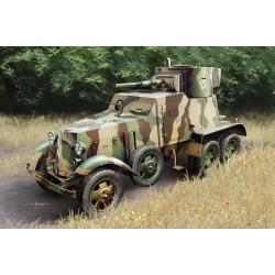 HOBBY BOSS_ SOVIET BA-6 ARMOR CAR_ 1/35