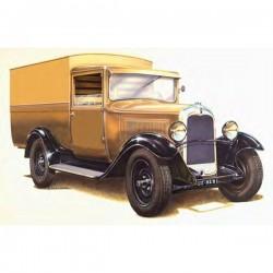 HELLER_ CITROEN C4 FOURGONNETTE 1928_ 1/24