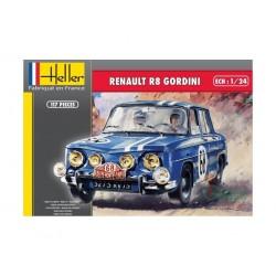 Heller_ Renault R8 Gordini_ 1/24