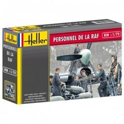 HELLER_ PERSONAL DE LA USAAF DE LA II GUERRA MUNDIAL_ 1/72