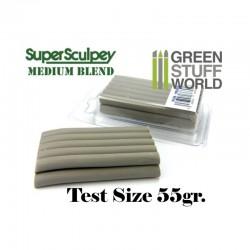 MASILLA SUPER SCULPEY MEDIUM BLEND 55 gr.