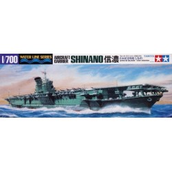 TAMIYA_AIRCRAFT CARRIER SHINANO 1/700