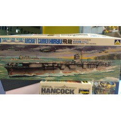 AOSHIMA_AIRCRAFT CARRIER SHINANO 1/700