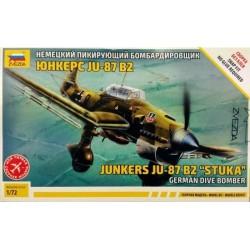 """JUNKERS JU-87 B2 """"STUKA"""" GERMAN DIVE BOMBER"""