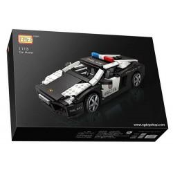Loz Mini_ Lamborghini Policía
