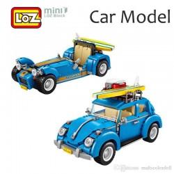 LOZ MINI_ CAR MODEL MINI