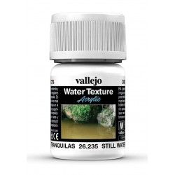 VALLEJO_ STILL WATER - AGUAS TRANQUILAS 200ml.
