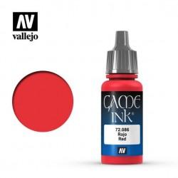 Vallejo Game Ink 72086_ Tinta Roja