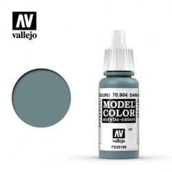 VALLEJO MODEL COLOR_ GRIS AZUL OSCURO (157) FS35189