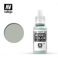 VALLEJO MODEL COLOR_ VERDE GRIS PALIDO (106)