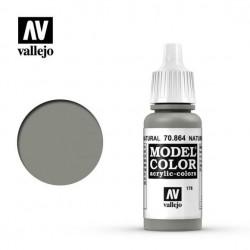 Vallejo Model Color Color_ Acero Natural (178)