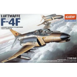 ACADEMY_ US AIR FORCE F-4E_ 1/144