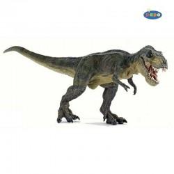 Papo_ Tiranosaurius Rex Verde Corriendo