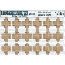 CAJAS DE RACIONES K , U.S. ARMY IIGM