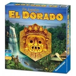 Ravensburger_ the legendary EL DORADO