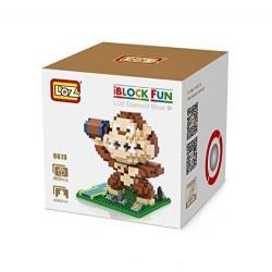 LOZ IBLOCK FUN_ LOBEZNO (700 piezas)