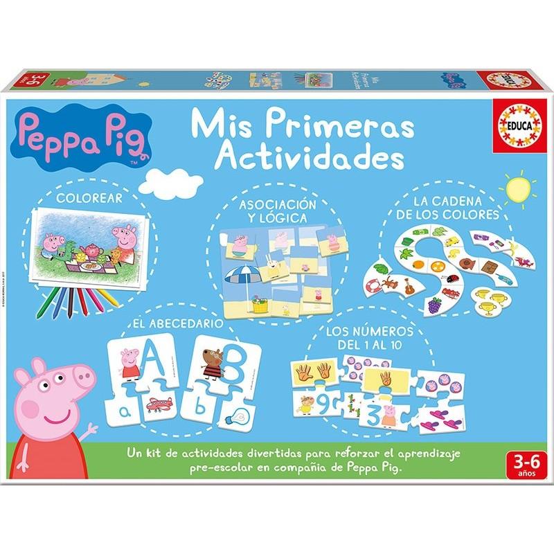 EDUCA_ PEPPA PIG APRENDO LOS COLORES
