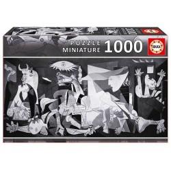 EDUCA PUZZLE MINIATURE_ GUERNICA, PABLO PICASSO. 1000 piezas