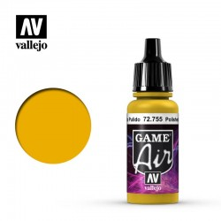 VALLEJO GAME AIR_ GRIS METALIZADO
