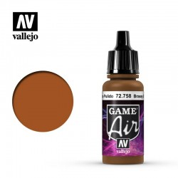 Vallejo Game Air_ Bronce Pulido