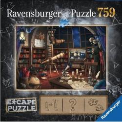 Ravensburger 19956_ El Observatorio. Scape Puzzle 759 PZASS