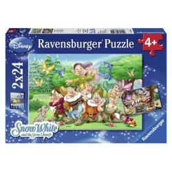 RAVENSBURGER_ . PUZZLE 3 x 49 piezas