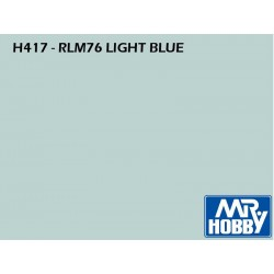 HOBBY COLOR_  NEGRO GRIS RLM66