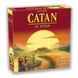 DEVIR_ CATAN AMPLIACION 5-6 JUGADORES. CIUDADES Y CABALLEROS.